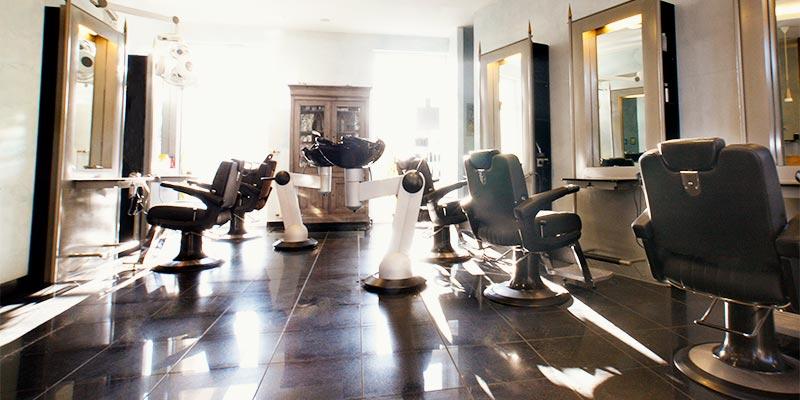 Salon Haarstudio Wildangel Wipperfürth Innenaufnahme