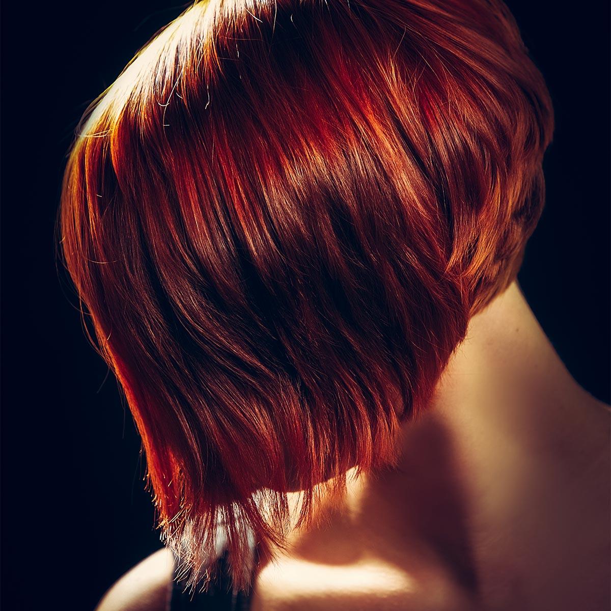 Coloration und Haarfärben