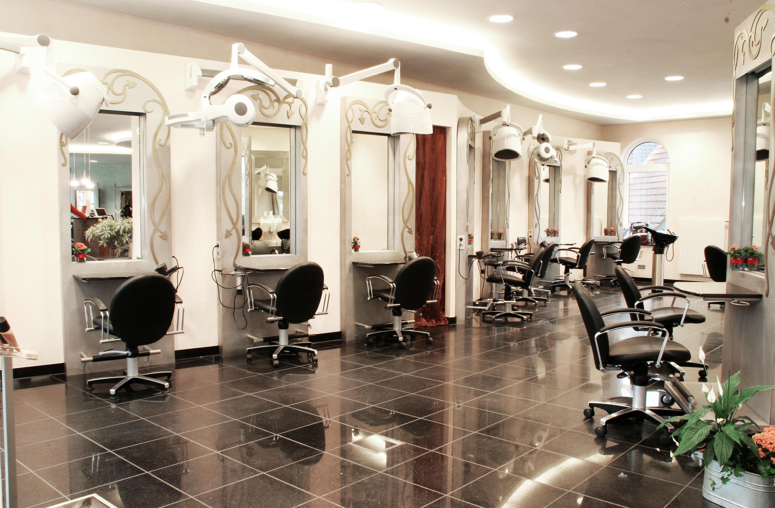 Salons – Haarstudio Wildangel